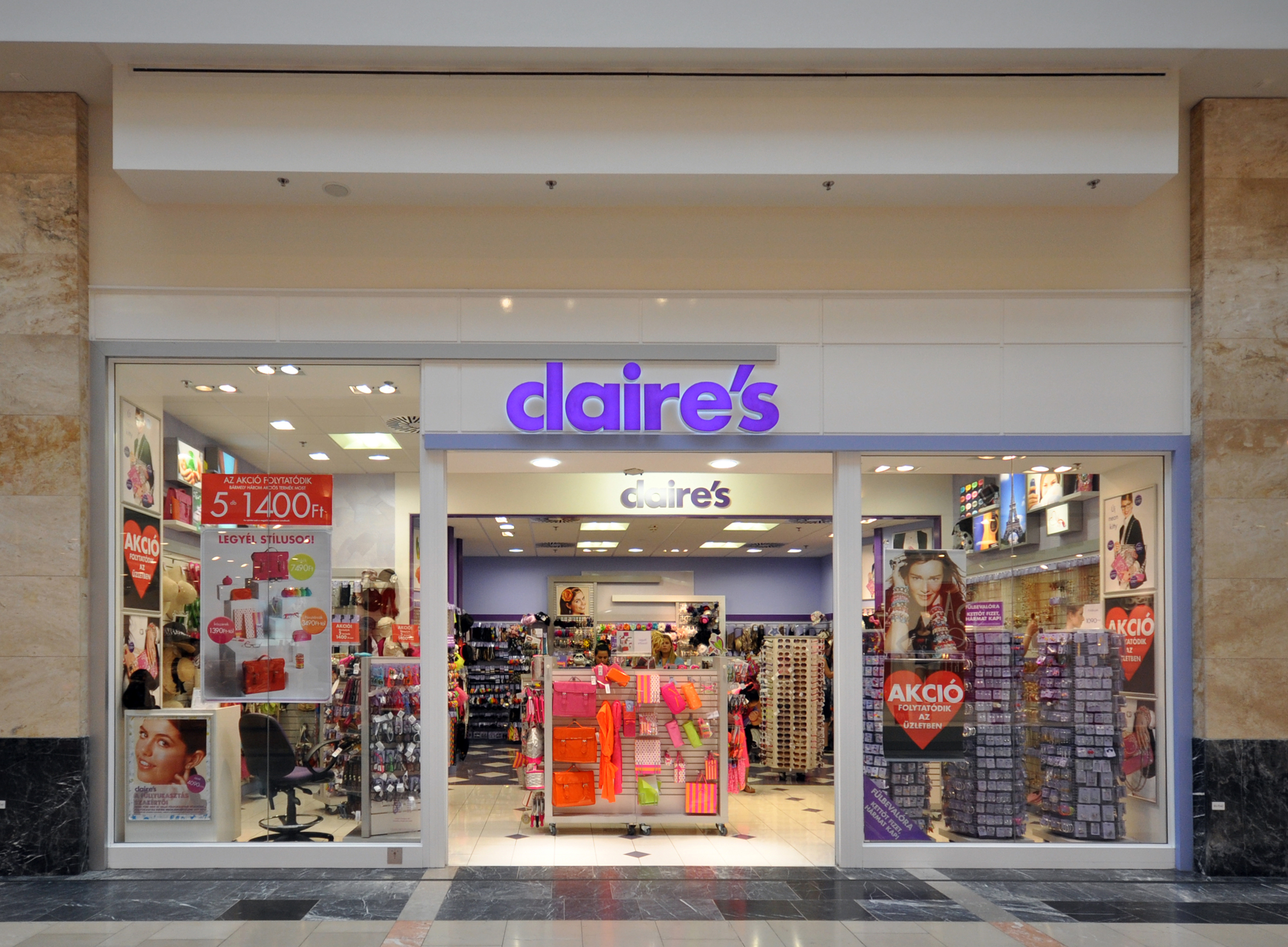 claire's stores stock symbol - HD2840×2089